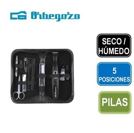 Set Masculino Orbegozo SET6100